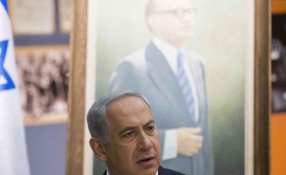Netanyahu lover ærlig, men hård fredsproces