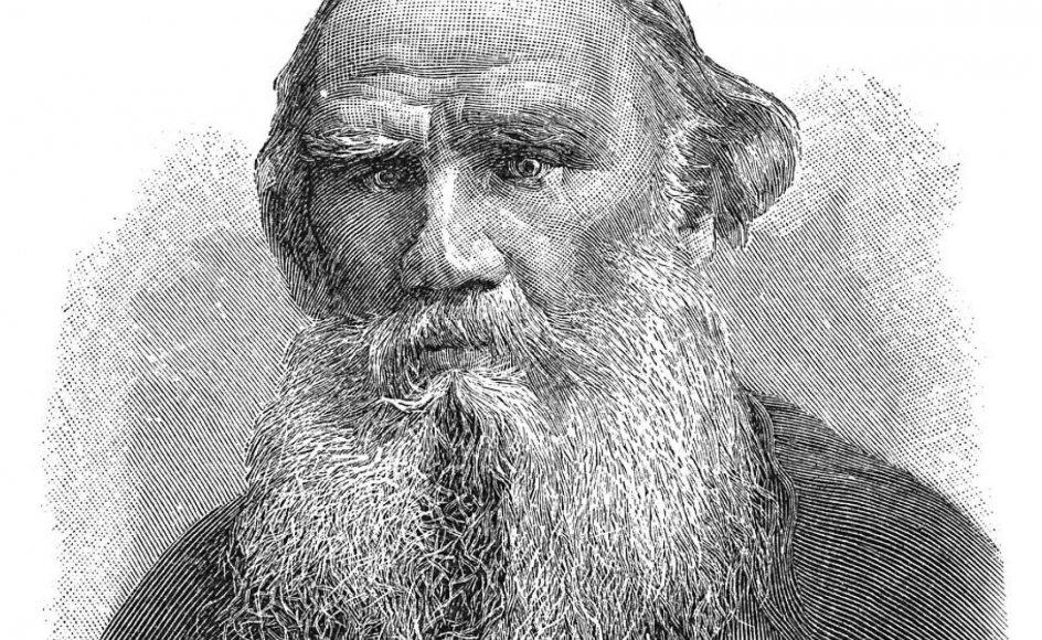 Lew Nikolajewitsch Graf Tolstoj, Leo Tolstoi, 9. September 1828 Jasnaja Poljana near Tula - 20. November 1910 Astapowo