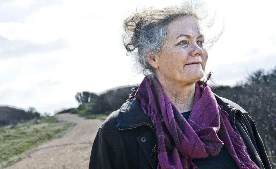 """0""""Mennesker, som kommer her, kan sige til mig, at de mærker en længsel. Jeg tror, at det er Guds længsel efter dem, de mærker og reagerer på,"""" siger Inge Merete Gross. –"""