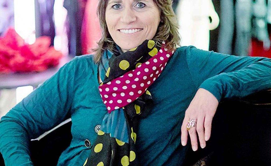 Charlotte Englund ønsker at sikre Seksualvejlederforeningens medlemmer faglig sparring, udvikling og supervision som garanti for faglig og etisk kvalitet i arbejdet.