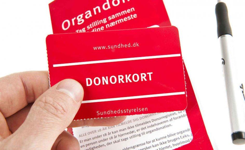 I stedet for, at man skal melde sig som organdonor, bør alle være det fra fødslen, mener ny forening