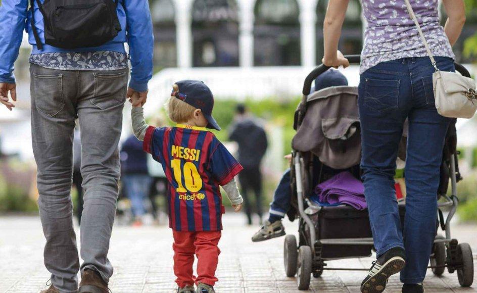 Børne- og familieordfører Julie Skovsby (S), erkender, at børnenes perspektiv ikke fylder meget, når politikerne i dag diskuterer familiepolitik.