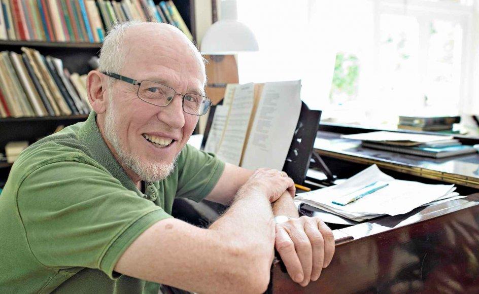 Selvom Holger Lissner er en lystig mand, er der plads til mørke i alle hans salmer. Til gengæld løfter han som regel det mørke op i evangeliets lys.
