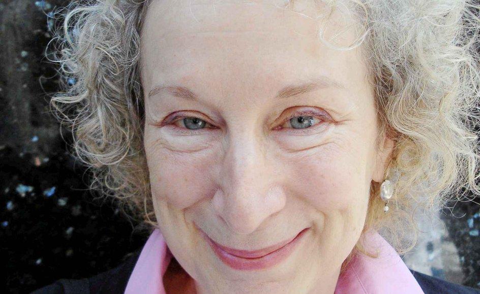 """44 danske og udenlandske forfattere gæster """"Louisiana Literature"""" i næste uge, heriblandt Margaret Atwood."""