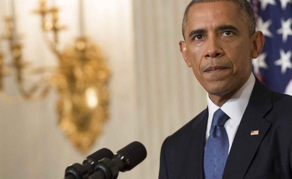 USA vil forhindre folkedrab i Irak.