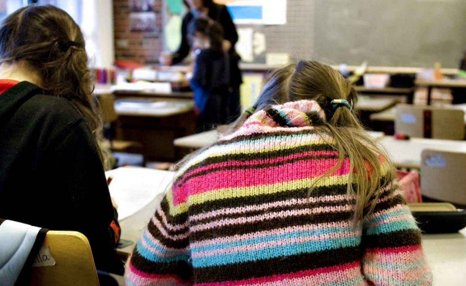Undersøgelsen viser, at mere end otte ud af 10 elever på mellemtrinene i folkeskolen trives, og de er både fagligt aktive og har det godt socialt.