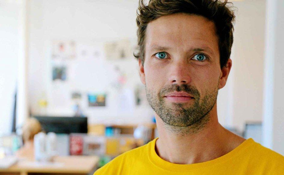 """""""Værdien af SOS Børnebyernes hjælp til forældreløse og udsatte børn bliver meget håndgribelig, når man kender navnet på et barn, der aldrig fik den hjælp,"""" siger den nye PR-manager Jacob Stærk. -"""