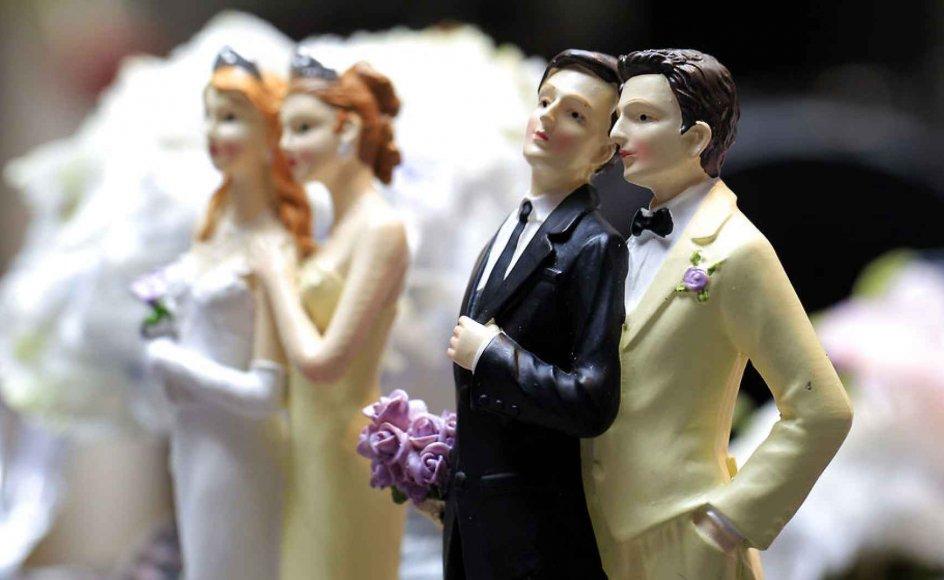 """""""Som præst har man pligt til at vie personer, der vil giftes, hvis de har hvert deres køn. Det gælder, uanset om kønnet er juridisk eller biologisk,"""" siger Eva Tøjner Götke, næstformand i Præsteforeningen. Arkivfoto."""