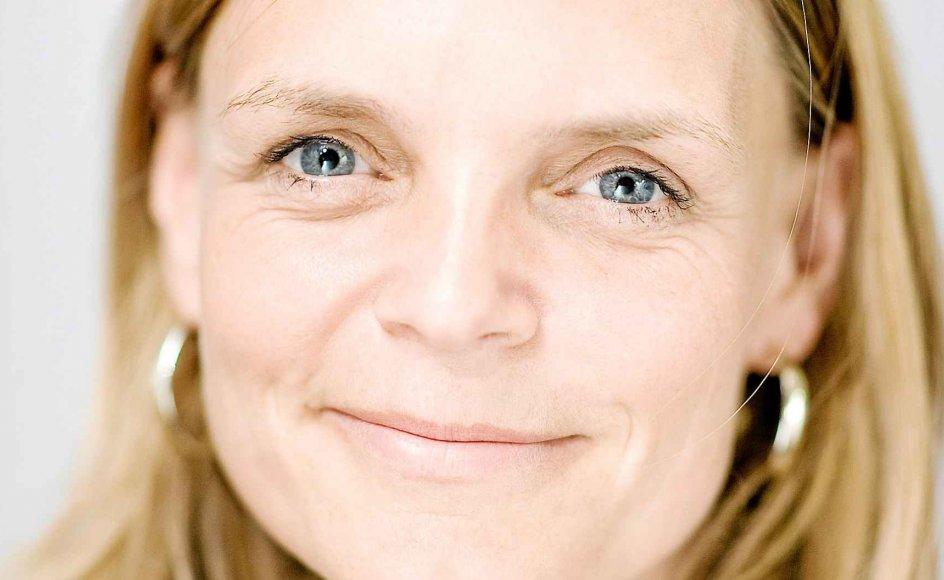 Charlotte Flindt Petersen, vicedirektør ved Institut for menneskerettigheder. - Arkivfoto.