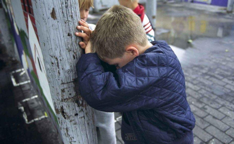 Lærere og pædagoger skal være bedre til at tilvejebringe refleksion, når børn mobber, mener Rasmus Kjær. Foto: Scanpix