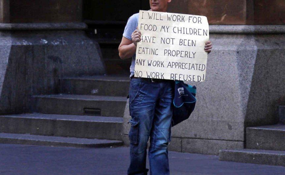 Arbejdsløshed er sat på dagsordenen i FN lige nu.