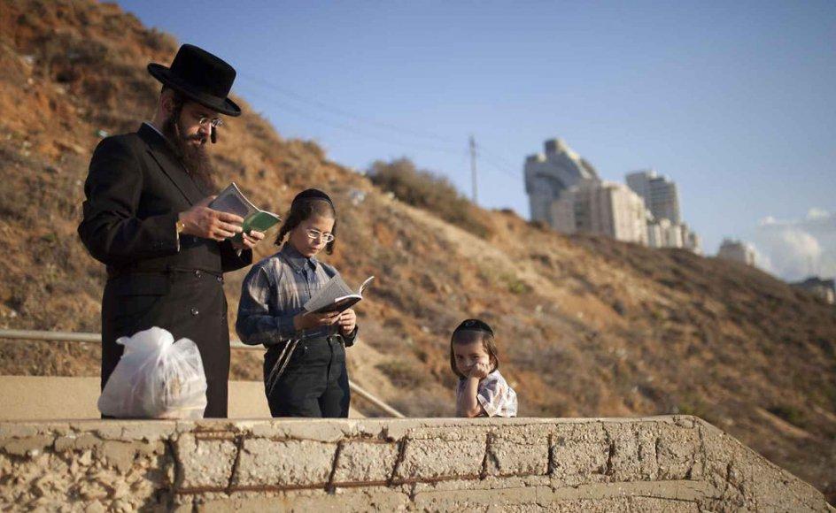 Mange jøder ønsker en vis aktivitet i det offentlige rum på sabbatten.