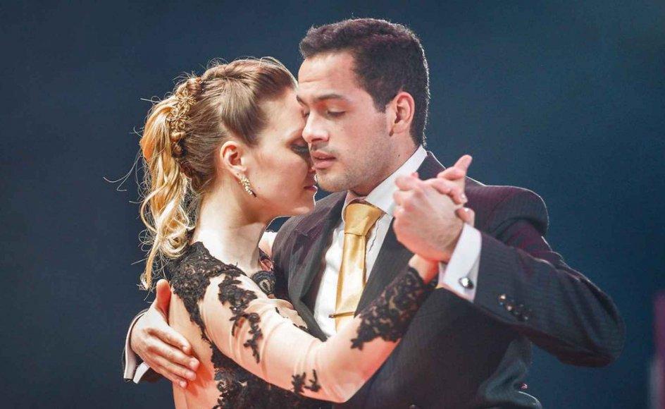 I dag kan man tage til tango-gudstjeneste på Amager.