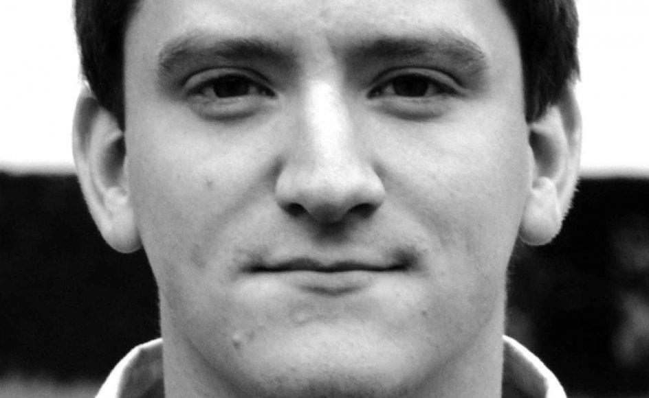 Rasmus Vangshardt er stud.mag., redaktør og bestyrelsesmedlem i Studenterkredsen København.