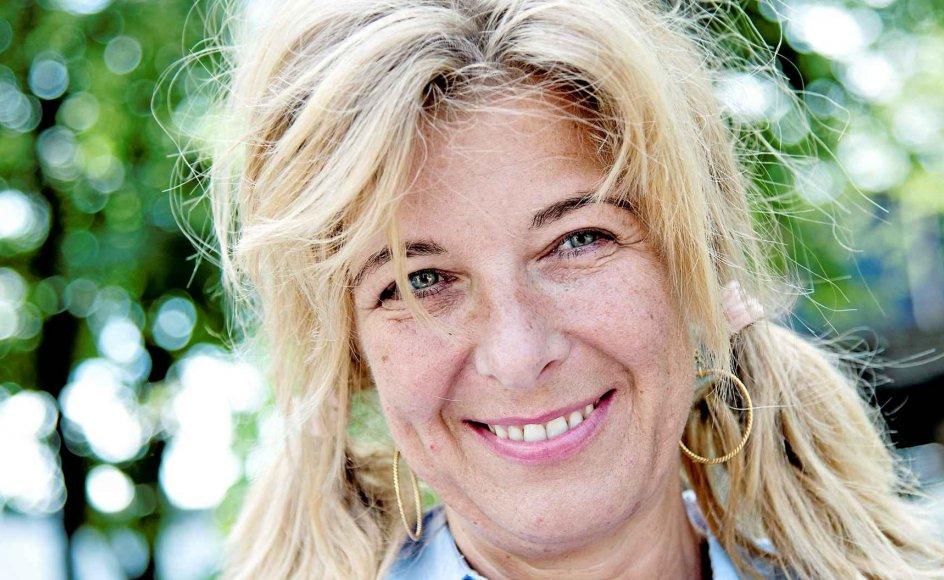 """Paprika Steen deltager i øjeblikket i TV2's seersucces """"Vild med dans"""", hvor hun danser med sidste års vinder, Mads Vad. -"""