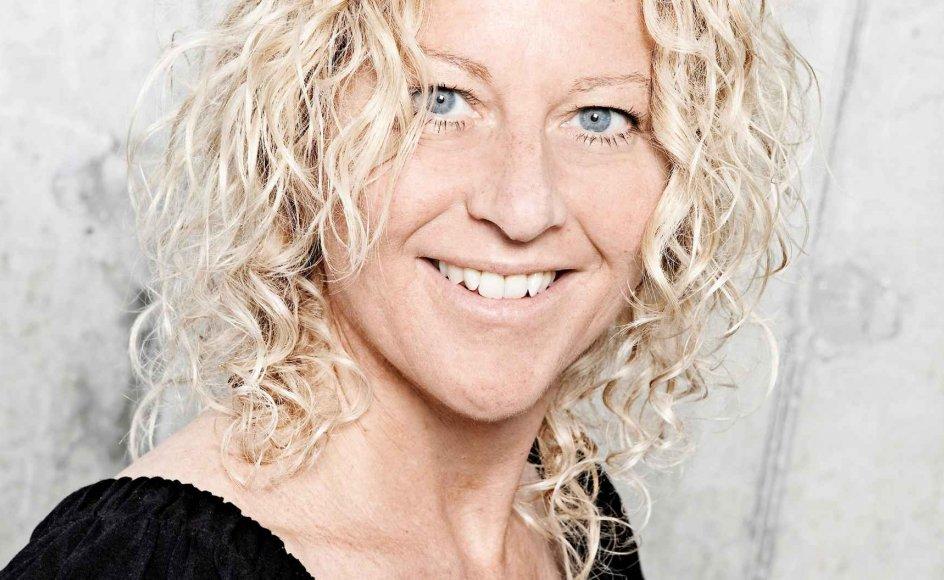 Birgitte Mazanti, centerleder for Center for Boligsocial udvikling. -
