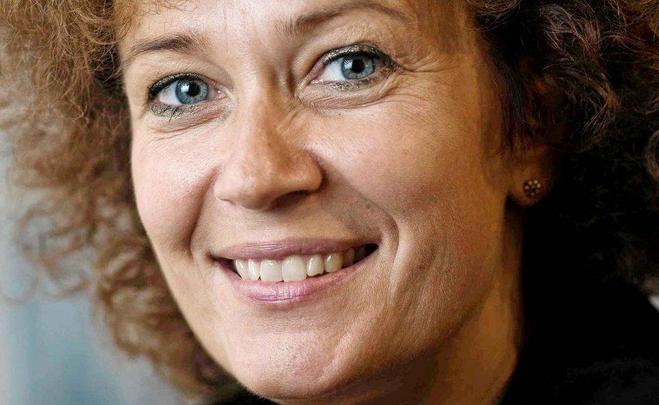 Ina Thorndahl har altid haft et socialt engagement, senest i KFUM's sociale arbejde. -