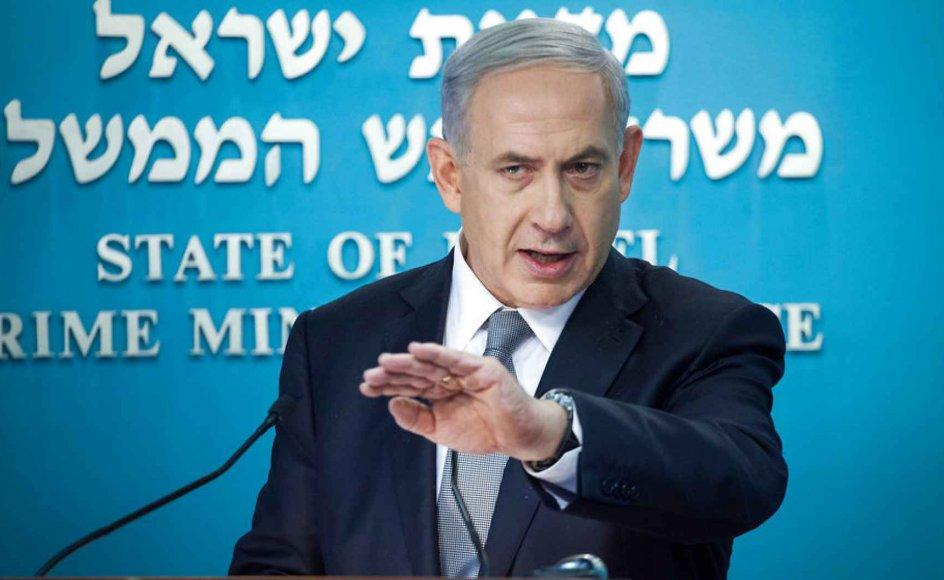 Israels premierminister Benjamin Netanyahu fyrede i går to af sine ministre og meddelte, at han vil opløse parlamentet.