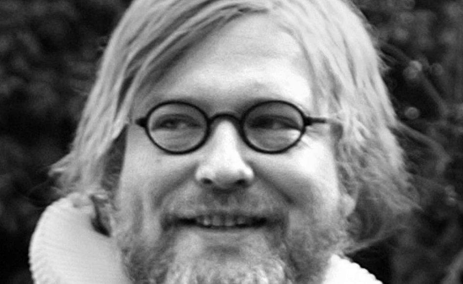 Caspar Wenzel Tornøe er sognepræst og musiker