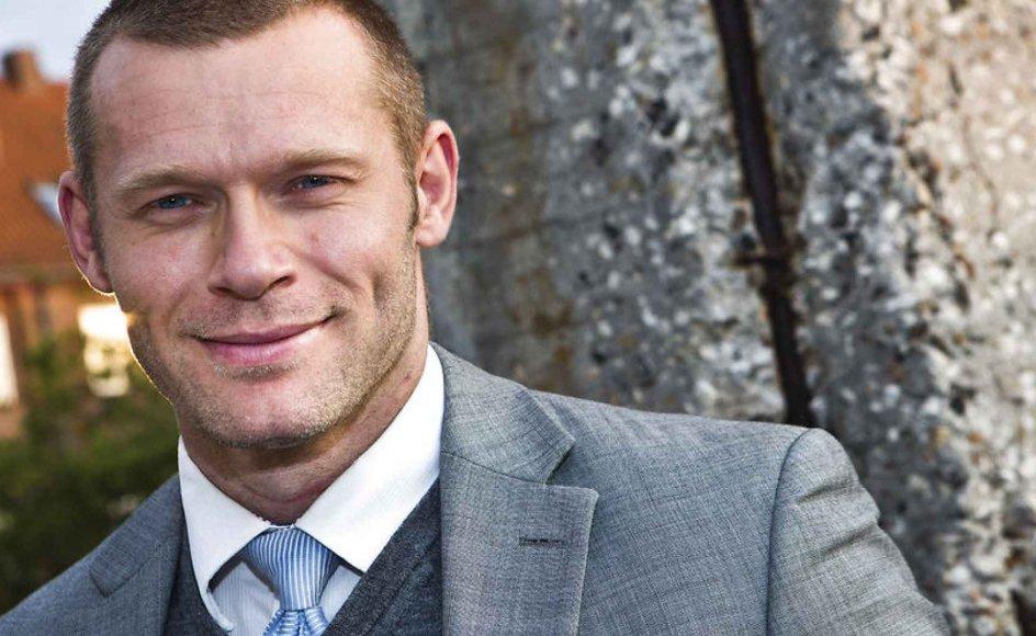 Joachim B. Olsen er medlem af Folketinget for Liberal Alliance.