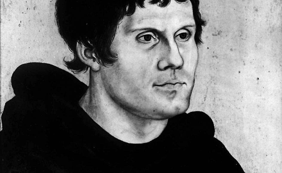 """Hvis den katolske kejser ikke havde brugt så mange ressourcer på at bekæmpe Osmannerriget, havde han haft frie hænder til at kvæle Reformationen. Men Martin Luther (billedet) var faktisk en varm støtte af kejserens forsvarskamp mod tyrkerne, som DR K viste i programmet """"Hellig krig"""". -"""