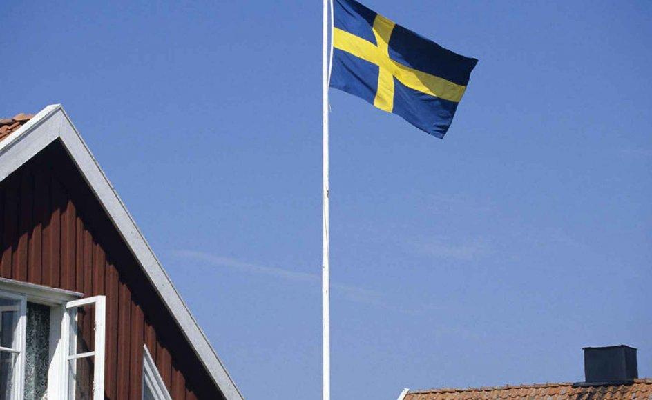 Folkhemmet Sverige er ifølge ny undersøgelse det næstmest sekulariserede land i verden.
