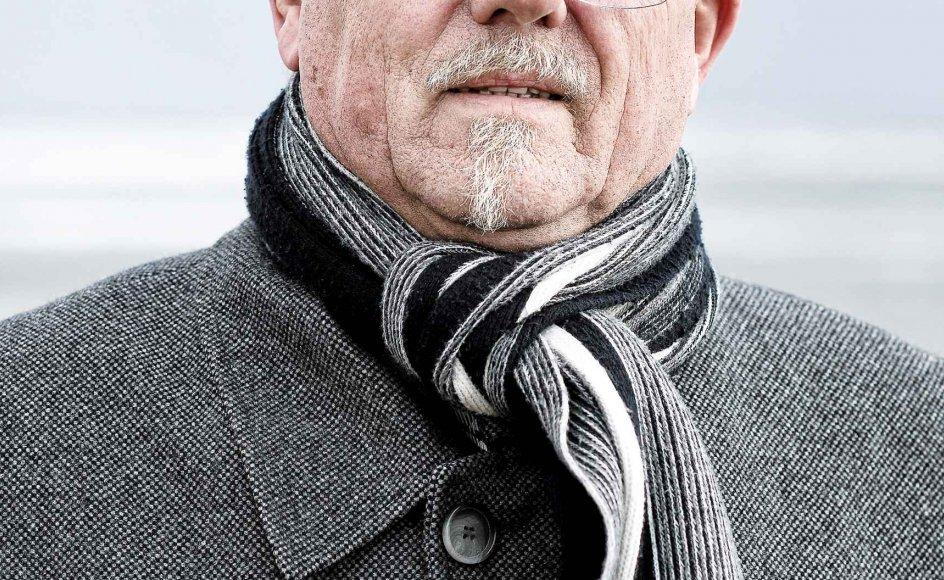 Iver Enevoldsen er født og opvokset i Hvide Sande, hvor han stadig bor.