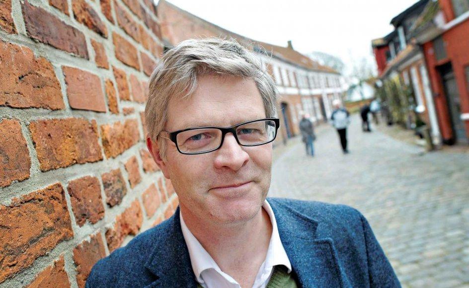 Torben Bramming er sognepræst i Ribe og Seem.