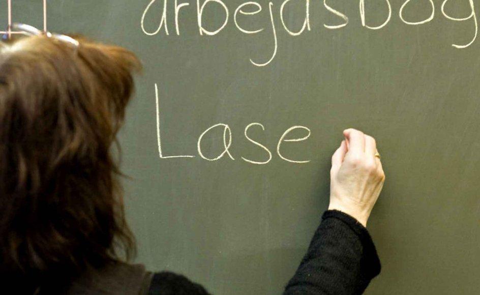 Fra 2013 til 2014 er antallet af lærere, der har sagt op uden at have et nyt job på hånden, steget med 18 procent. Det viser, at lærerne er pressede, mener Jørgen Alfastsen.