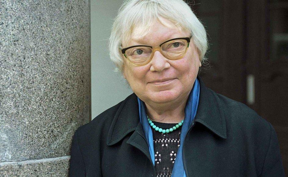 Sommerfugle er et opstandelsessymbol hos Inger Christensen.