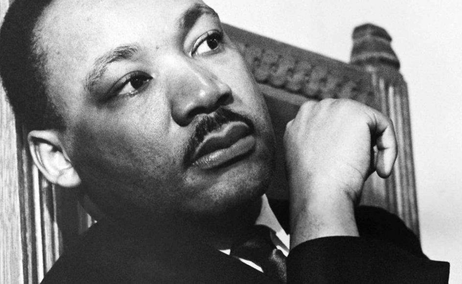 Martin Luther King (billedet) havde en drøm. Det havde Eik Skaløe og Michael Strunge også - lige indtil drømmene bristede.