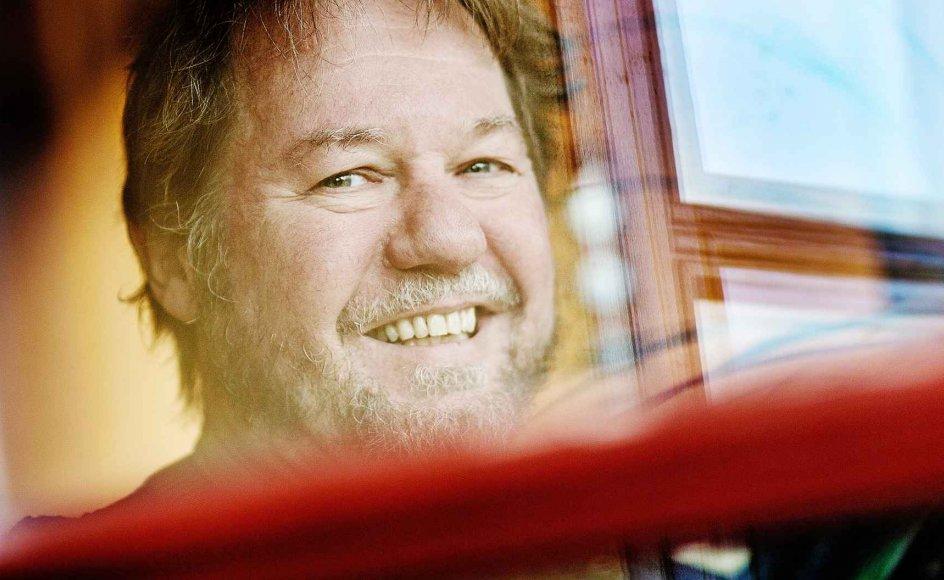 I 2005 blev Mogens Christensen landets første professor i musikformidling.