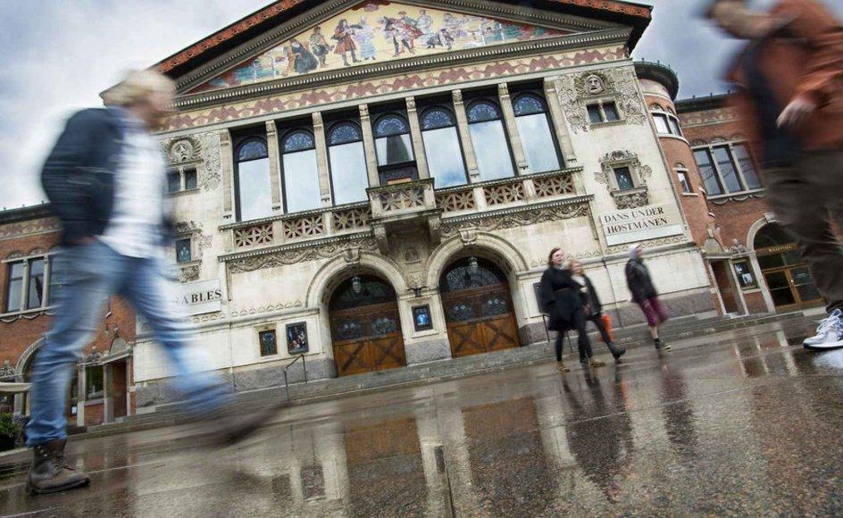 Kunst og reformationens jubilæum vil smelte sammen, når Aarhus officielt bliver kulturhovedstad i 2017.