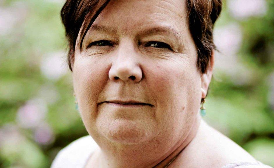 Kristendommen er en vigtig ramme om livet, mener Susanne Larsen, der ser sig selv som et kristent menneske, men ikke går i kirke hver søndag. - Foto: Unitas.