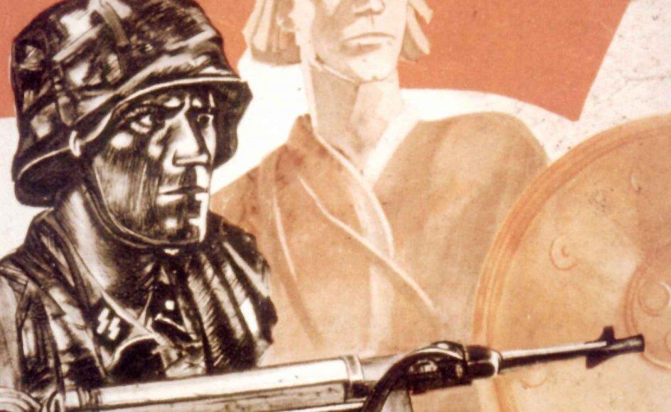 Det er ikke første gang, at grupper af især unge mænd tager ud af landet for at drage i krig. Under Anden Verdenskrig meldte 6000 danskere sig som frivillige på Østfronten i nazisternes tjeneste. -