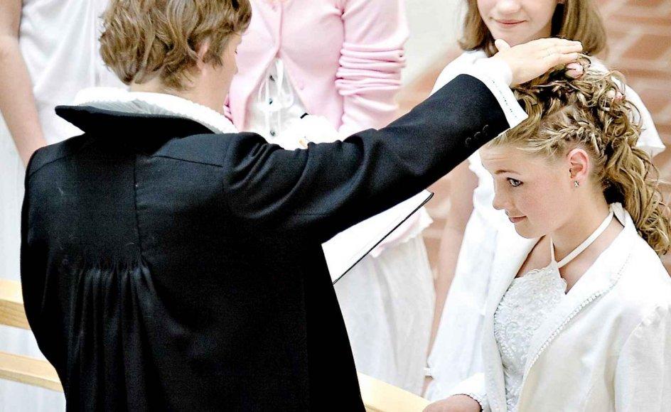 """""""Forældrene skal høres og respekteres. Men det skal barnet også,"""" siger Jørgen Breindahl."""