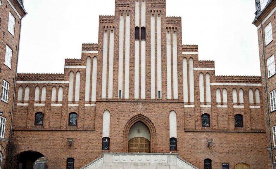 Blågårds Kirke på Nørrebro er den sidste af de lukkede kirker, som er blevet solgt