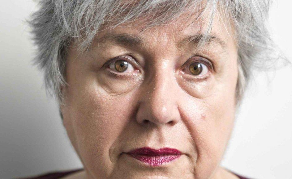Menighedsrådsformand Bente Grathwohl kan ikke genkende Manu Sareens kritik af folkekirkens pengeforbrug. I hendes sogn har de rispapirlamper hængende, mens blandt andet kaffekopper og potteplanter er fra Kirkens Korshær.