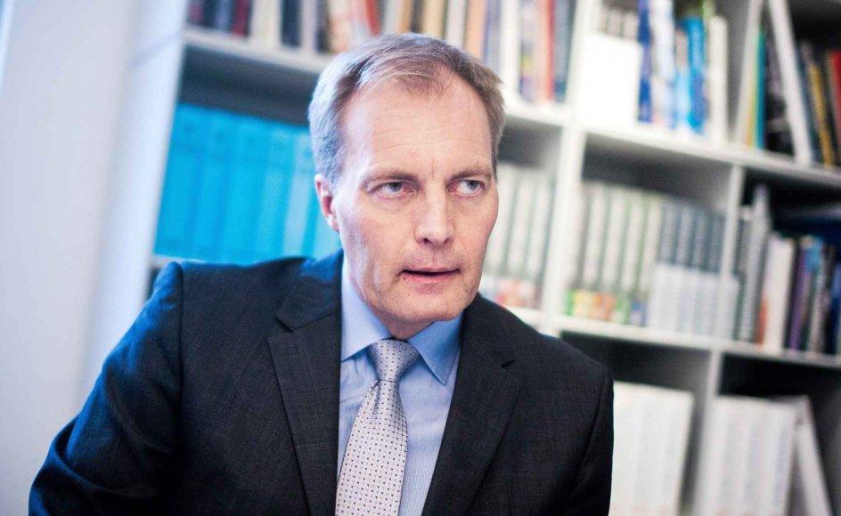 """Peter Skaarup (DF): """"Det står klart, at regeringen ikke har været i dybden med tingene""""."""