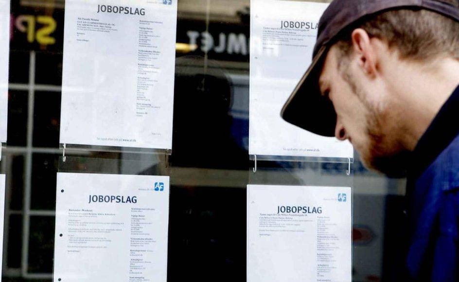 Mange arbejdsløse på kontanthjælp døjer med problemer ud over ledighed, viser ny rapport, som har analyseret omkring 500.000 mennesker på overførselsindkomst, blandt andet førtidspension og kontanthjælp.
