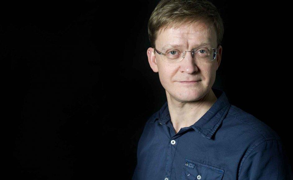 Michael Bach Henriksen, kulturredaktør Kristeligt Dagblad.
