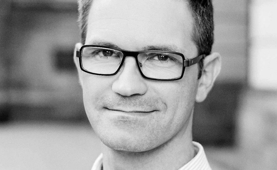 """""""Min kone spørger da til, hvad vi gør, hvis jeg bliver valgt ind og skal til at tilbringe meget tid i København væk fra hende og vores fem børn. Jeg er nok mere den type, der tager tingene, som de kommer,"""" fortæller Claus Hermansen om udsigterne til et nyt job som medlem af Folketinget."""