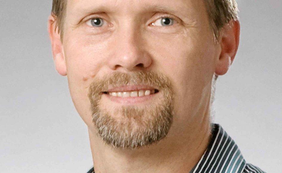 Morten Dige, lektor i etik og moralfilosofi ved Aarhus Universitet. - Pressefoto.