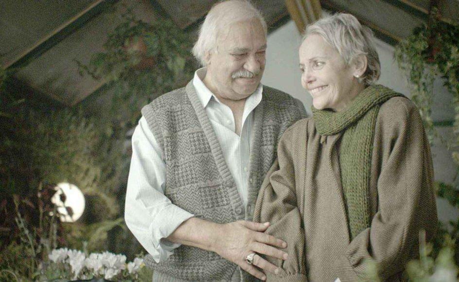 """De gamle går i aktion for en værdig afslutning på livet i Tal Granit og Sharon Maymons tragikomiske film """"Afskedsfesten"""". -"""