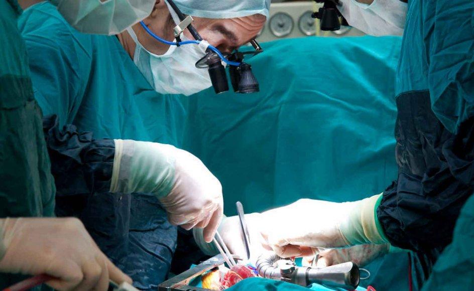 Patienter forventer i stigende grad, at alt kan fikses og accepterer ikke fejl, siger klinikchef. Modelfoto.