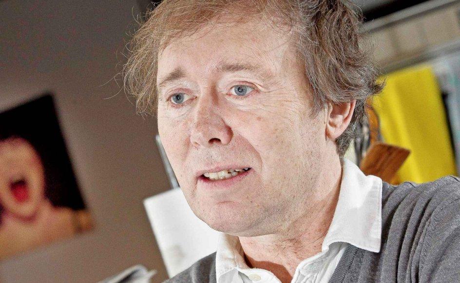 Stig Dalager havde ikke behøvet at forlænge Wallenbergs liv med 35 år, mener Kristeligt Dagblads anmelder. -