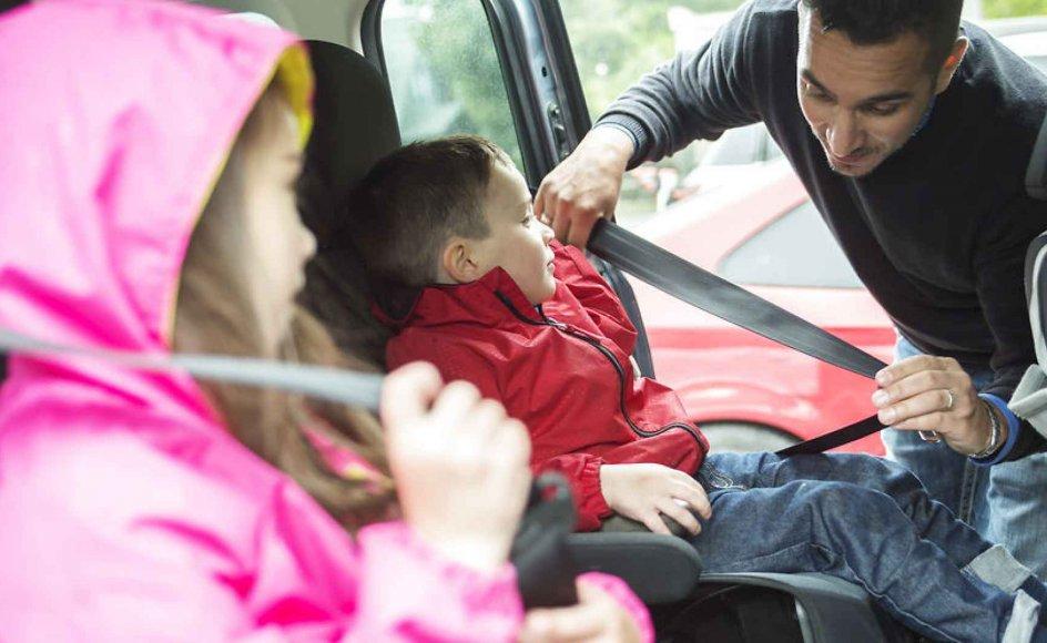 Det er forskelligt, hvad børn kan tåle i forhold til samværsordninger, alt efter hvor modne og gamle de er, og hvor robust eller følsom en personlighed de har. Modelfoto.