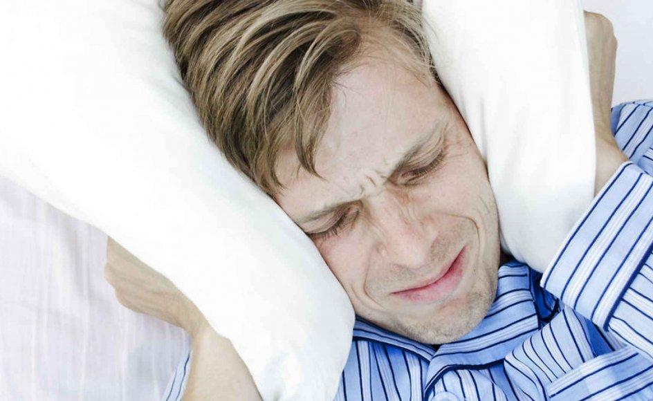 Søvnproblemer skal tages mere alvorligt fremover, mener Jens Bonke.