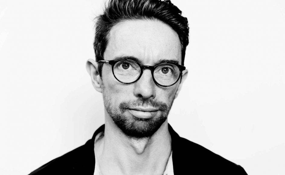 Morten Rasmussen, nyhedsredaktør på Kristeligt Dagblad