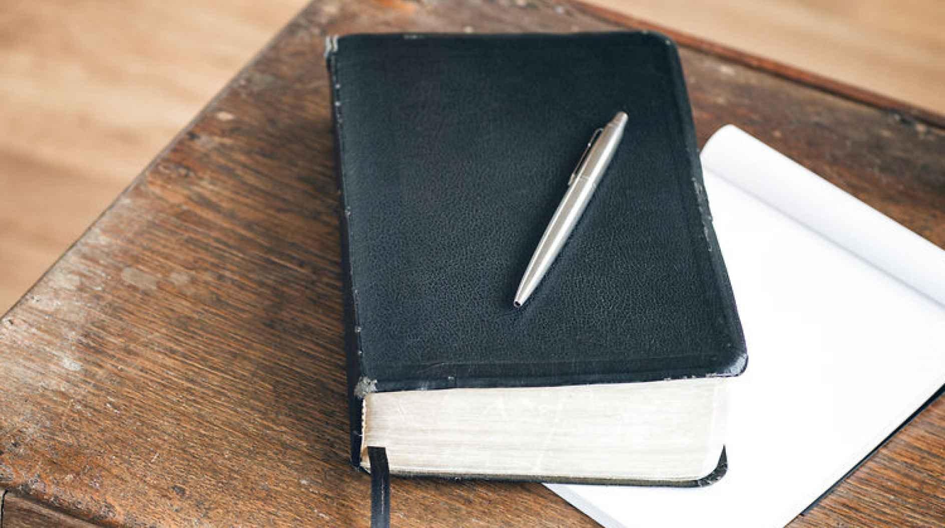 Hvad den kristne er, er han i evighed ved Guds bestemmelse, mener sognepræst.